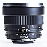 Carl Zeiss Planar T* 85 mm f/1.4 ZF.2 (Nikon) объектив