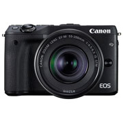 Canon EOS M3 Kit EF-M 18-55 IS STM